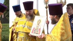 Лето Господне продолжается: большой праздник у жителей села Голдино