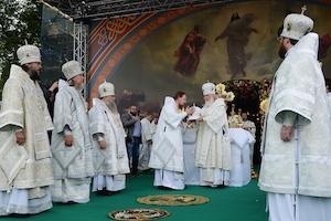 Совершена хиротония архимандрита Феодорита (Тихонова) во епископа Скопинского и Шацкого