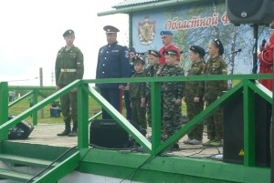 В Рязанской епархии состоялся первый казачий фестиваль «Мальцы-удальцы»