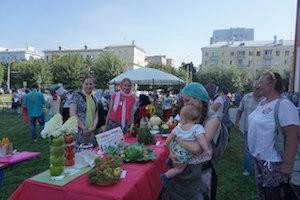 В Рязани прошла ежегодная «Ярмарка меда»