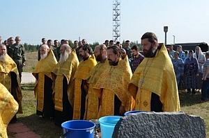 Празднование памяти священноисповедника Петра Чельцова