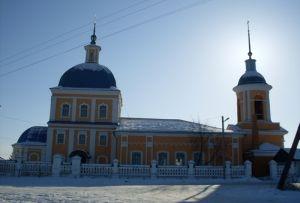 Принять Спасителя в своем сердце: слово митрополита Марка в Михайловском Христорождественском соборе