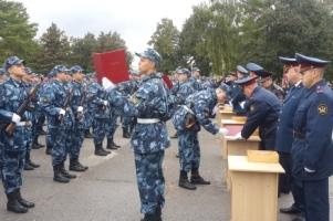 Митрополит Марк принял участие в церемонии приведения к Присяге первокурсников Академии ФСИН России