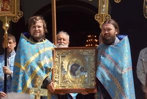 Престольный праздник Казанского монастыря