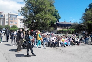 В Рязани вновь прошел областной фестиваль «Во!Семья!»