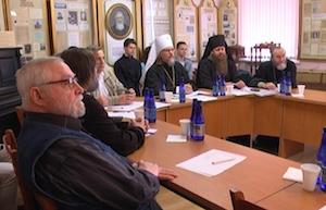 Выпускники отделения теологии защитили дипломные работы