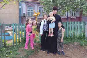 Помощь семье протоиерея Михаила Архипова