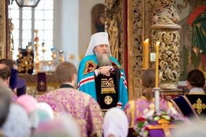 Слово митрополита Рязанского и Михайловского Вениамин в Праздник Крестовоздвижения