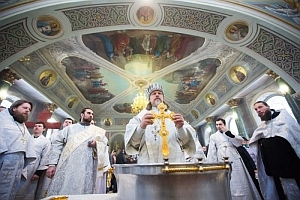 Для чего Христос крестился в водах Иордана: проповедь в день Богоявления