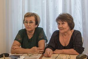 Прием представителями Рязанского Союза православных женщин в августе