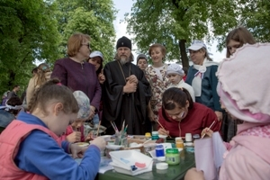 В Рязани вновь прошел областной фестиваль «Во!Семья!» (добавлена фотогалерея)