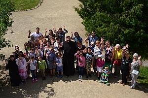 Дети из Юго-восточного благочиния побывали в Беларуси с паломнической поездкой