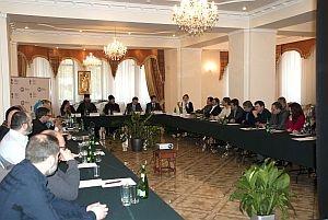 В Рязани состоялся съезд православных предпринимателей