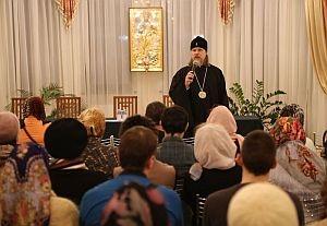 Беседы в лектории Иоанно-Кронштадтского храма: следующую встречу проведет митрополит Марк