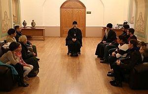 Состоялась встреча митрополита Марка с сотрудниками радио «Вера»