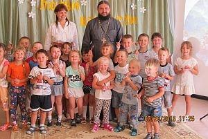День Крещения Руси в Александровском детском саду