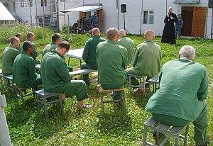 В тюремной больнице на улице Семашко прошел благотворительный концерт