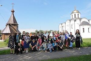 Сердечное лекарство: дети и родители – о воскресной школе Борисо-Глебского собора