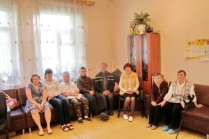 В Центре дневного пребывания инвалидов и пожилых людей прошла очередная