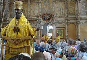 В Ижеславле встретили праздник святителя Николая