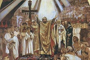 Князь Владимир: солнце, которое осветило Русскую землю светом Евангелия