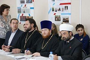 Тему религии в современном обществе обсудили в Рязанском филиале Московской Академии экономики и права (добавлена фотогалерея)