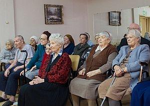 Гранатовцы вместе с воспитанниками воскресной школы Вознесенского храма посетили Рязанский геронтологический центр