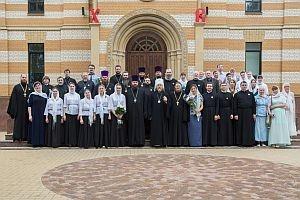 День выпуска в духовных школах Рязани
